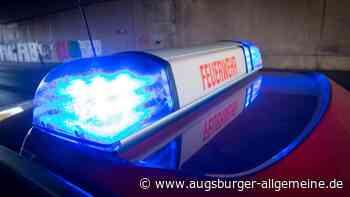 Ein Toter nach Wohnungsbrand in Steinheim am Albuch - Augsburger Allgemeine