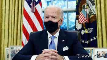 """""""Flugzeug ist im Sturzflug"""": Biden wird Einreisestopp für Europa erneuern"""