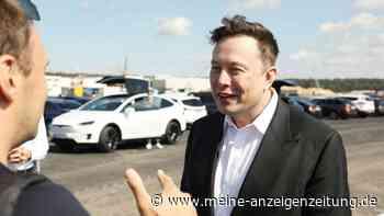 Sicherheitsrisiko bei Tesla? Deutsche Behörde leitet Verfahren gegen Musks Konzern ein