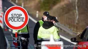 Corona in Bayern: Teststationen an Grenze überrannt - Hunderte Querdenker demonstrieren in München
