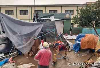 Venezuela entrega ayuda humanitaria para la ciudad de Sucre | EL DEBER - EL DEBER