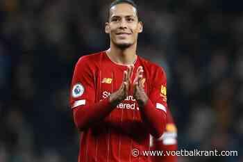 Nieuw contract voor Virgil Van Dijk in de maak