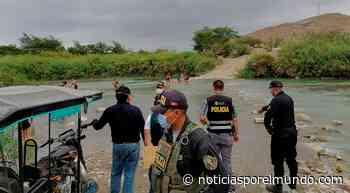 Lambayeque: personas acuden al río Reque sin respetar medidas sanitarias Noticias Peru - Noticias por el Mundo