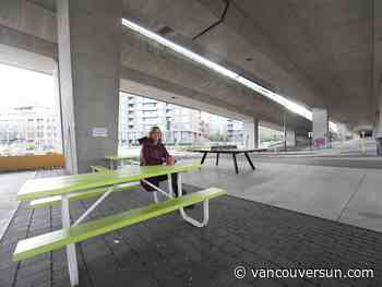 Dan Fumano: Why doesn't rainy Vancouver have more covered public spaces?
