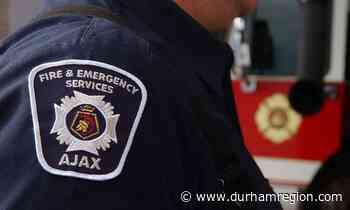 News Ajax fire cautions about dangers of carbon monoxide - durhamregion.com