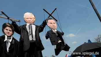 Präsidentenwahl in Polen: Die Eminenz im Schatten - DER SPIEGEL