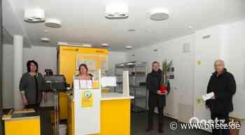 In Parkstein neue Post in der alten Apotheke - Onetz.de