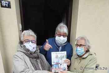 Seniorenraad pakt uit met zelfgemaakte krant op 4.000 exempl... (Schoten) - Gazet van Antwerpen