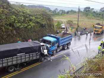 Conductor falleció en accidente de tránsito en la vía Puyo - Tena - El Universo