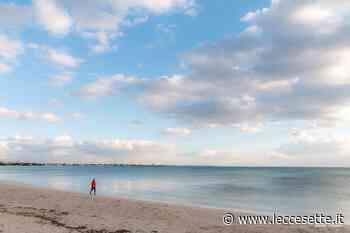 Il mare d'inverno: quiete a Torre Lapillo - LecceSette