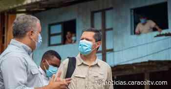 Vea la entrevista completa a Iván Duque desde Bahía Solano - Noticias Caracol