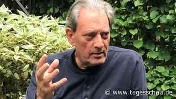 "US-Autor Paul Auster: ""Das ist der Weg in den Autoritarismus"" | tagesschau.de - tagesschau.de"