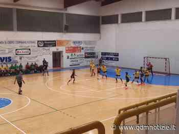 PALLAMANO FEMMINILE / Santarelli Cingoli ancora sconfitta, 16-26 del Mestrino al PalaQuaresima - QDM Notizie