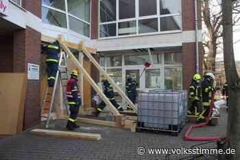 Explosion im Harz: Gasbomber sprengen in Ilsenburg - Volksstimme