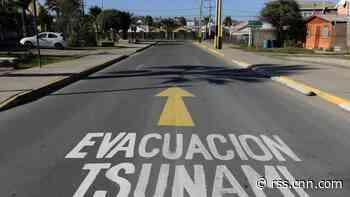 Chile triggers national panic by mistakenly sending tsunami warning after quake