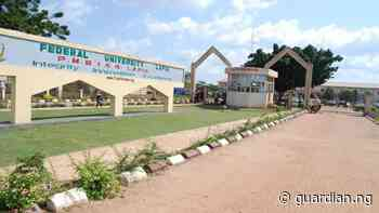 Federal University of Lafia approves February 8 for resumption - Guardian Nigeria