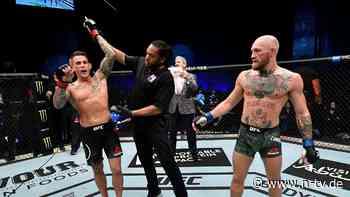 Trotz Niederlage gegen Poirier: Fans und McGregor winkt epische Trilogie
