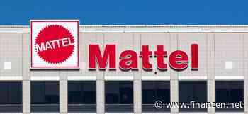 Erste Schätzungen: Mattel zieht Bilanz zum jüngsten Jahresviertel