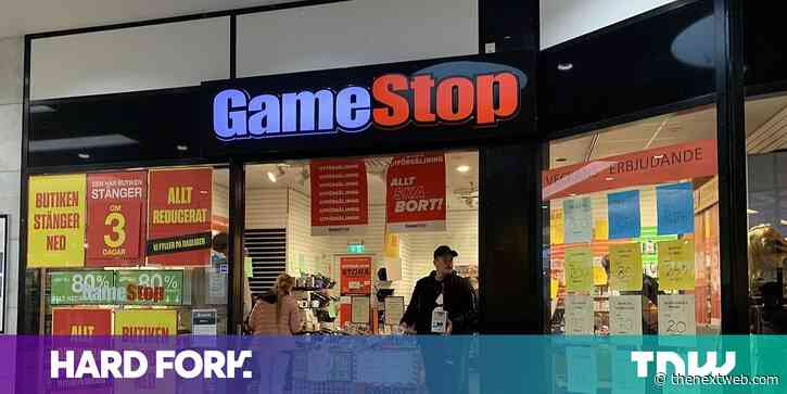 GameStop stocks hit record high — thanks to Redditors