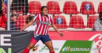 Desde España, Leicy Santos se reportó con gol en el triunfo 3-0 de Atlético de Madrid contra Sevilla - Gol Caracol