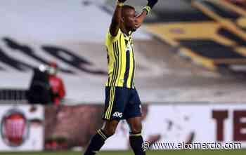 El tricolor Énner Valencia marcó un golazo en el triunfo del Fenerbahce y va por el título turco - El Comercio (Ecuador)