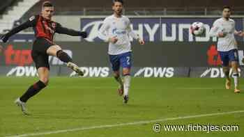 Luka Jovic lidera el triunfo del Eintracht de Frankfurt con un doblete - Fichajes.com