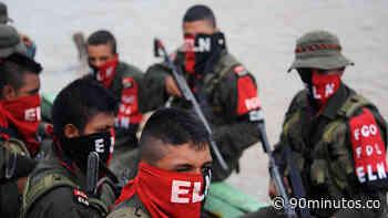 Previas : Alerta en el municipio de El Dovio, Valle, por presencia del ELN - 90 Minutos