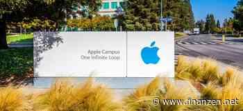 Ausblick: Apple veröffentlicht Zahlen zum vergangenen Quartal