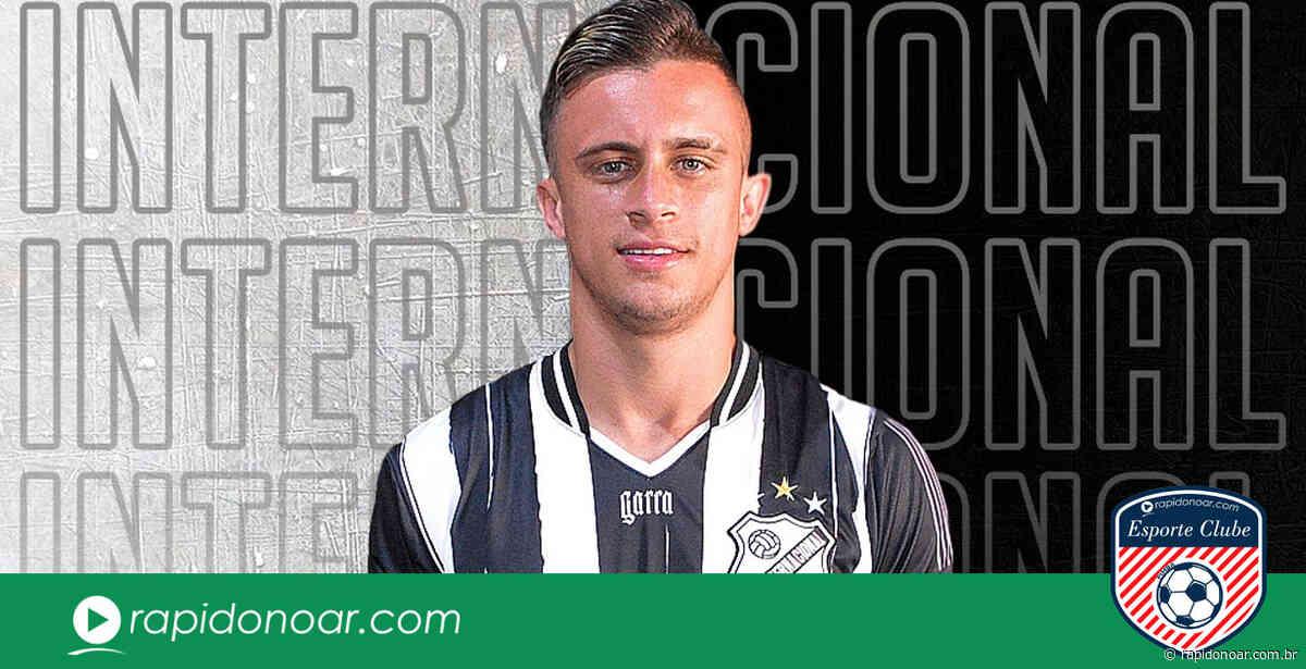 Inter de Limeira fecha a contratação do atacante Felipe Saraiva para o Paulistão - Rápido no Ar