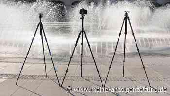 Stabil und kompakt: Kamerastative für Einsteiger im Test
