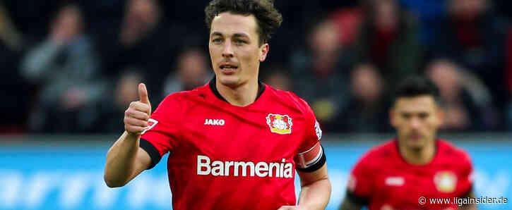 Bayer Leverkusen: Julian Baumgartlinger droht eine lange Pause - LigaInsider