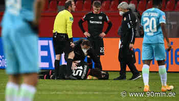 Bayer Leverkusen: Schlimme Befürchtungen bei Julian Baumgartlinger - 90min