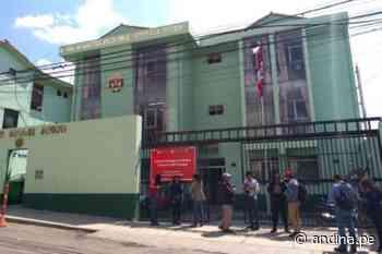 Capturan a requisitoriado exalcalde cusqueño de Checacupe   Noticias   Agencia Peruana de Noticias Andina - Agencia Andina