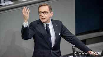 """CDU-Politiker im """"ntv Frühstart"""": Amthor wirft Opposition Corona-Wahlkampf vor"""