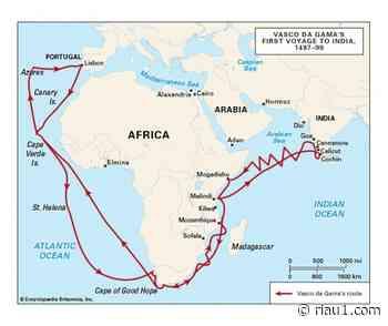 Sejarah Hari Ini: Perjalanan Kedua Penjelajah Asal Eropa Vasco Da Gama Menembus India   RIAU1.COM - RIAU1.COM