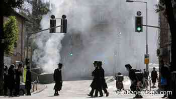 Israel targets flights, religious scofflaws, as virus rages