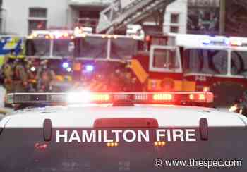 Careless smoking sparks Hamilton apartment fire | TheSpec.com - TheSpec.com