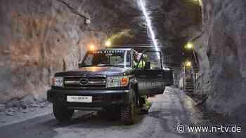 Nur für die Unterwelt: Teurer Toyota Run-E Electric Cruiser