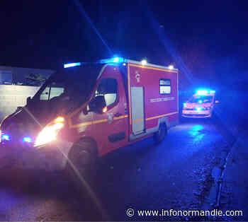 Collision entre une voiture et une moto près de Pacy-sur-Eure : un homme de 29 ans blessé grave - InfoNormandie.com