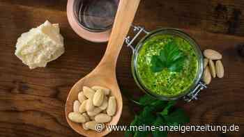 Pesto selbst machen: So geht es und so wird es aufbewahrt