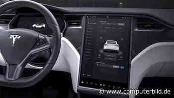 Tesla: Behörde prüft Probleme bei Bildschirmen