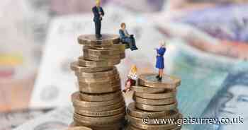 Mind the gap: The Surrey organisations with the worst gender pay gaps - Surrey Live