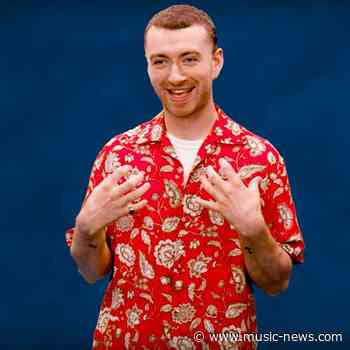 Sam Smith signs up to Tinder