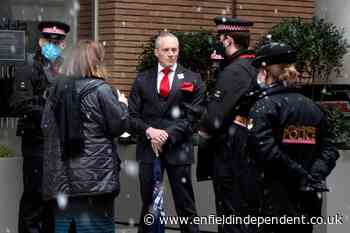 London Mayor candidate fined for breaching lockdown rules