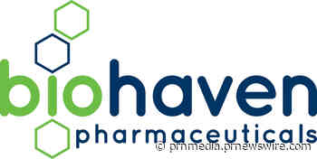 Biohaven Announces Preliminary 4Q2020 Net Product Revenue For NURTEC® ODT