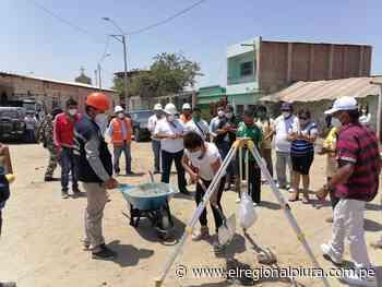 Next Article Sullana: realizan mejoramiento vial en sector Mallaritos del distrito de Marcavelica - El Regional