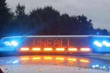 Nicht angepasste Geschwindigkeit: Fahranfänger (19) schleudert in entgegenkommendes Auto bei Hergatz - Hergatz - all-in.de - Das Allgäu Online!