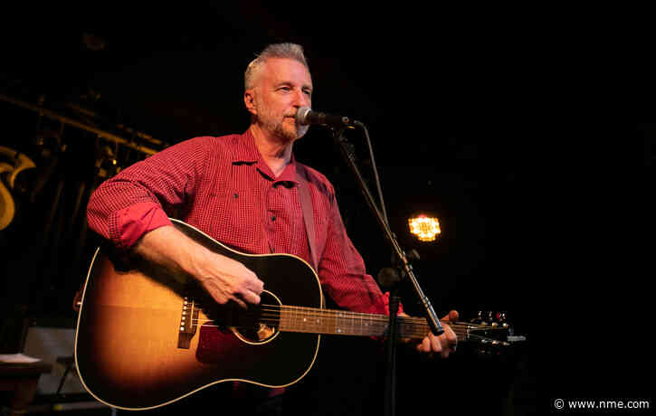 "Billy Bragg calls Glastonbury cancellation ""a bit of a shock"""