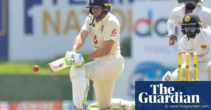 Sibley and Buttler wrap up series for England after spinners skittle Sri Lanka