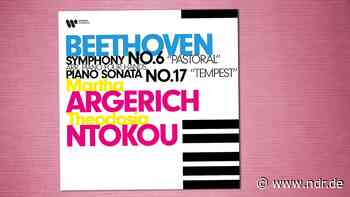 Martha Argerich und Theodosia Ntokou spielen Beethoven - NDR.de